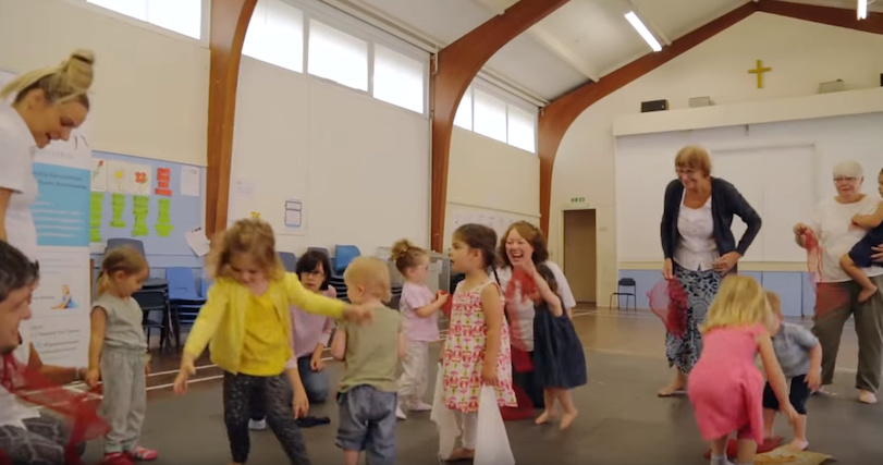 Early Years Creative Dance