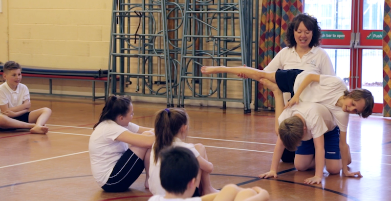 Creative Educational Dance KS1-4