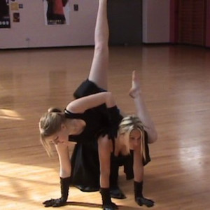 Year 11 GCSE Choreography piece based on Cross Channel by Lea Anderson